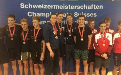 Championnats suisses – médailles, records suisses et qualifications pour les nageur(e)s genevois(es)