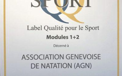 Assemblée Générale 2019 de l'Association Genevoise du Sport